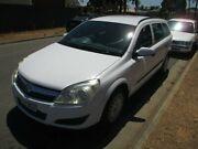 2007 Holden Astra AH CD Wagon 4dr Auto 4sp 1.8i White Automatic Wagon Salisbury Plain Salisbury Area Preview