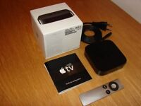 Fully Loaded Apple TV 2 Jailbroken Ready to Go! Plug n Play!
