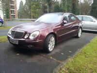 Mercedes E320 i Diesel Sport for Sale. Stunning car with 94600 Genuine Miles
