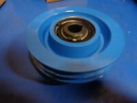 CENTRIFUGAL CLUTCH FOR COMPACTOR 2 GROOVE 3/4 BORE BRAND NEW