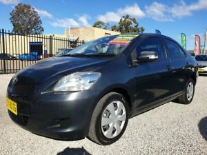 2008 TOYOTA YARIS YRS SEDAN ,AUTO, AIR COND, LOG BOOKS, REGO, DASH CAMERA, JUST SERVICED, REDUCED! North St Marys Penrith Area Preview