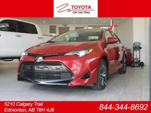 2018 Toyota Corolla SHOWROOM SPECIAL - LE UPGRADE PACKAGE