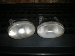 Ford Mustang Gt Driving Lights For Lower Bumper