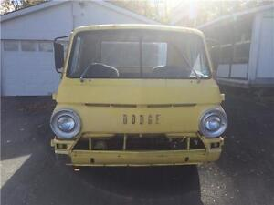 1966 Dodge A100  EXCELLENT WINTER PROJECT
