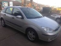 FORD FOCUS 2004 AUTOMATIC FULL SERVICE HISTORY CAMBELT DONE DRIVES GREAT SMOOTH AUTO GEARBOX £995