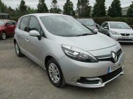 image for 2014 Renault Scenic 1.5 DYNAMIQUE TOMTOM ENERGY DCI S/S 5d 110 BHP MPV Diesel Ma