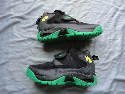 Nike Air Mission PRM Oregon Ducks Size 9  644103-001 NIB 100% AUTHENTIC!