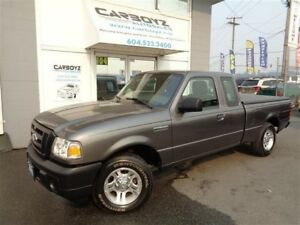 2011 Ford Ranger XL Extended Cab, Manual, Only 18,406 Kms.!!