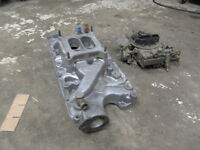 1983 Mustang GT carb and intake 5.0  302