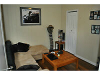 2 Bright Bedrooms Suite of Upper Duplex available June 1st