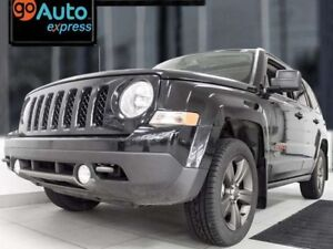 2016 Jeep Patriot Sport/North- Woah, sunroof and leather heated