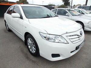2011 Toyota Camry ACV40R MY10 Altise White 5 Speed Automatic Sedan Enfield Port Adelaide Area Preview