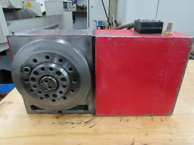 Haas Hrt-a6 Programmable Rotary Table