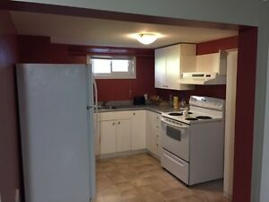 FURNISHED 2-bedroom basement apartment in Grand Falls-Windsor
