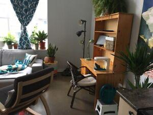 KAUFMAN LOFT for rent April 1