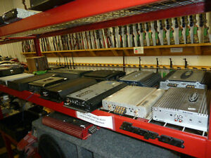 Selection of Car Audio