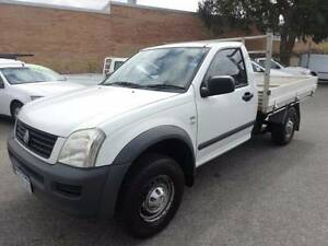 2006 Holden Rodeo V6 Manual Ute Wangara Wanneroo Area Preview