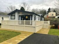NEW 2018 LUXURY LODGE FOR SALE-STATIC CARAVAN IN YORKSHIRE DALES-5* OWNERS ONLY PARK- OPEN 12 MONTHS