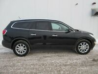 2012 Buick Enclave CXL $191 BiWeekly 7 Pass Leather & SunRoof!