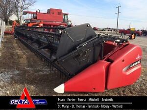 2011 Case IH 3020 35 Foot Flex Combine Head