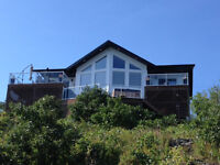 Falcon Lake lakefront cottage- PRICE  REDUCED! $549,900.00