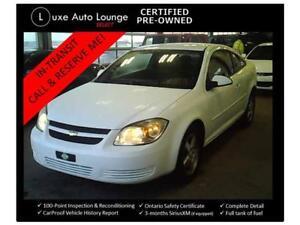 2010 Chevrolet Cobalt LT - AUTO, SATELLITE RADIO, POWER GROUP!
