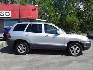 2004 Hyundai Santa Fe GL tres propre 117000 km