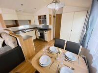 long term 3 bedroom caravan - rent to buy - pay monthly