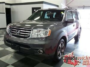 2015 Honda Pilot, SUNROOF,DVD,3RD ROW, LOW KMS, DRIVE AWAY TODAY