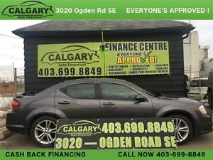 *IMMACULATE CONDITION* 2014 DODGE AVENGER SXT ONLY 56KMS!