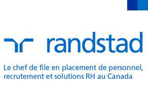 Réceptionniste-Commis Comptable- Service client - Boucherville