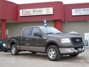 2005 Ford F-150 XLT Super Crew RWD **ONLY 150,000kms!**