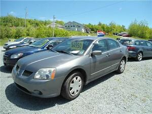 LIKE CAMRY !!! 2005 Mitsubishi Galant ES WITH LOW MILEAGE