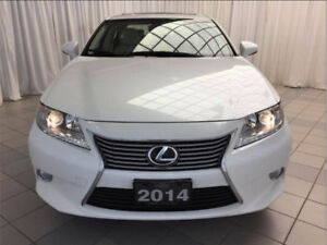 2014 Lexus ES Premium Package Sedan Short Term Lease Takeover