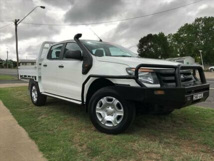 Used RANGER (TH) 2011.50 MY DOUBLE PICK-UP XL . 3.2L DIESEL 6SPD AUTO 4X4