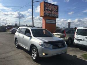 2010 Toyota Highlander *ONLY 74 MI**7 PASSENGER***FULLY LOADED