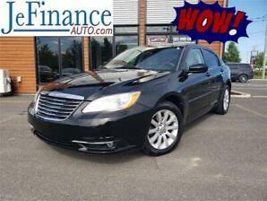 2012 Chrysler 200 Touring 37$ PAR SEMAINE 0$ COMPTANT 100% APP