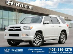 2013 Toyota 4Runner Limited - AWD, Leather, Navigation, Sunroof,