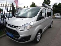 2015 FORD TRANSIT CUSTOM 2.2TDCi ( 125PS ) DOUBLE CAN-IN-VAN 290 L2H1