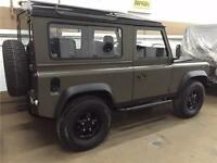 1997 Land Rover Defender 90 COUNTRY 5 SPEED MANUAL 6 SEATER