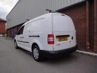 2011 VOLKSWAGEN CADDY MAXI 1.6 TDI LWB 102PS Van NO VAT