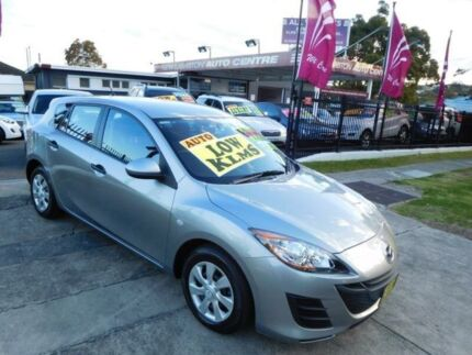 2009 Mazda 3 BL Neo Grey 5 Speed Automatic Hatchback New Lambton Newcastle Area Preview