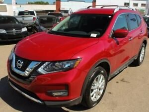 2017 Nissan Rogue SV 4dr All-wheel Drive