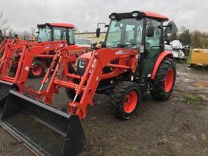 2016 Kioti NX5010 Tractor - DEMO