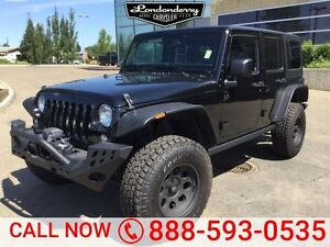 2015 Jeep Wrangler Unlimited RUBICON UNLIMITED Accident Free,  L