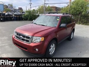 2012 Ford Escape XLT STARTING AT $153.58