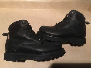 Women's Workload Lite Steel Toe Work Boots Size 7