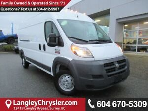 2017 RAM ProMaster 2500 Window Van High Roof <b>*ACCIDENT FRE...