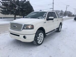 2008 Ford F-150 Lariat Limited Limited