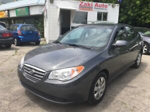 2008 Hyundai Elantra GL Safety and E Test is Included The Price